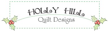 Holly Hill Quilt Designs Logo